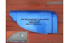 Обтекатель кабины левый HANIA синий фото Вологда