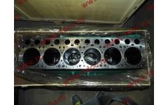 Блок цилиндров двигатель WD615 CDM фото Вологда